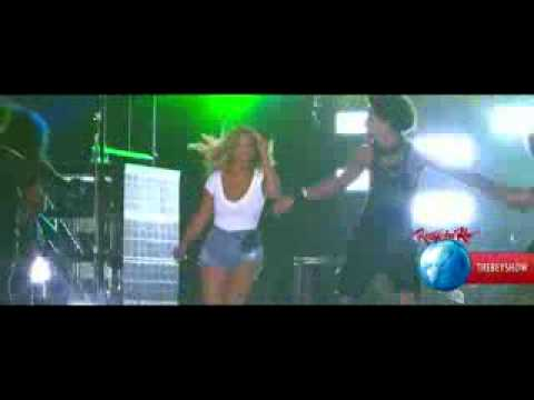 Beyoncé dança Passinho do Volante Ah, Lelek Lek Lek no Rock in Rio 2013 HD 1080P