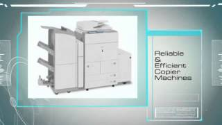 Best Copier Machine Singapore- Canon Photocopiers