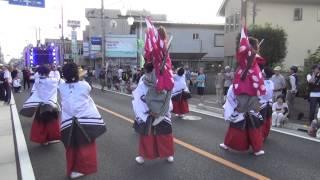 第13回(2013年)坂戸よさこい2日目【元町会場】郷人