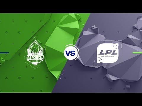 LMS vs. LPL | Finals Game 4 | 2017 All-Star Event | LMS All-Stars vs. LPL All-Stars