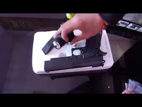 unboxing Super Mouser Air Gun with 400 BB Bullets snapdeal
