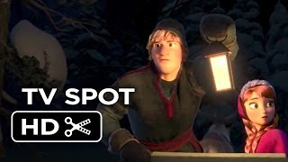 Phim | frozen tv spot hallo | frozen tv spot hallo