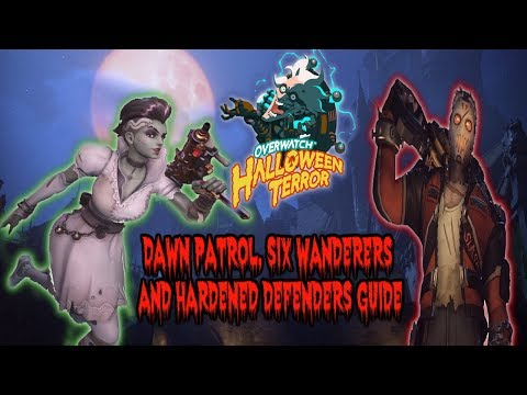 Overwatch Dawn Patrol, Six Wanderers & Hardened Defenders Guide