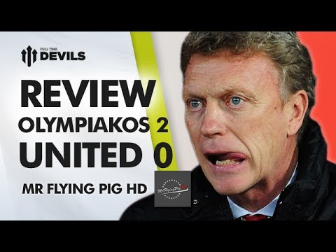 Worst Display In Europe? | Olympiakos 2-0 Manchester United | Champions League REVIEW