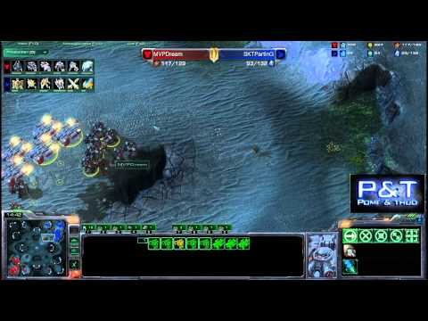(HD659) Dream vs Parting - TvP - Starcraft 2 Replay [FR]