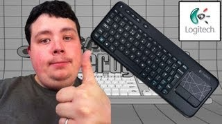 Reviewing Logitech K400 Wireless Touch Keyboard HTPC