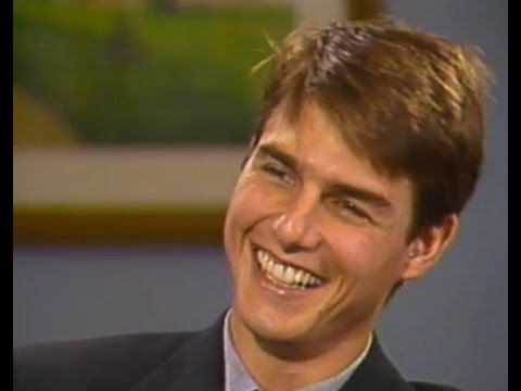 26-year-old Tom Cruise (1988 Interview)