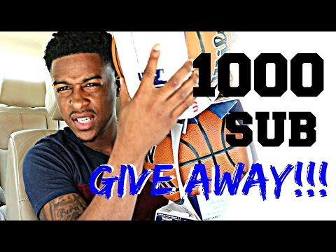1000 Subscriber Giveaway (Closed)