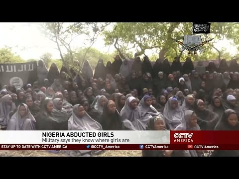 Nigeria Military Says Knows Where Girls Are, Wary of Using Force