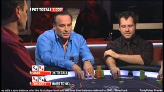 PartyPoker Premier League VI Final Table - Part 1/9
