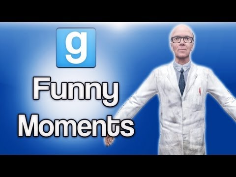 Gmod Funny Moments: THE GREAT ESCAPE? ( Garrys Mod Prop Hunt )
