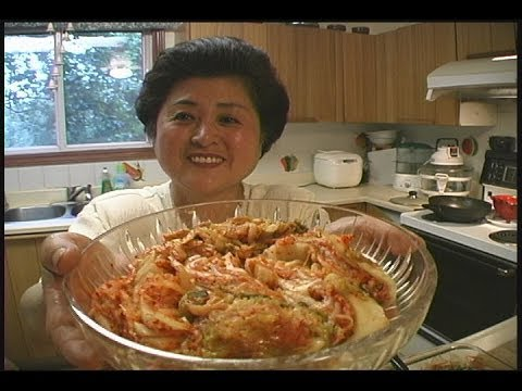 How to Make Kimchi: according to my Kun Umma