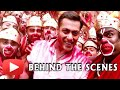Behind the scenes: Salman Khan in Selfie Le Le Re song..