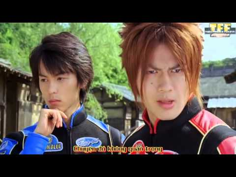 Vietsub Engine Sentai Go onger The Movie   Boom Boom! Bang Bang! GekijōBang   YouTube
