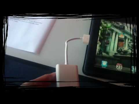 Connecting an ipad to a projector youtube for Ipad pro projector