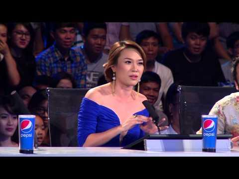 Vietnam Idol 2013 - Tập 13 - Độc bước - Minh Thuỳ