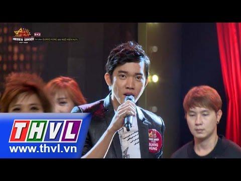 THVL | Ca sĩ giấu mặt – Tập 18: Vòng bán kết 3 | Giả vờ yêu – Quang Hùng