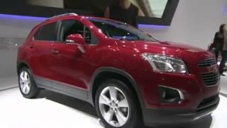 Novo Chevrolet Tracker 2014