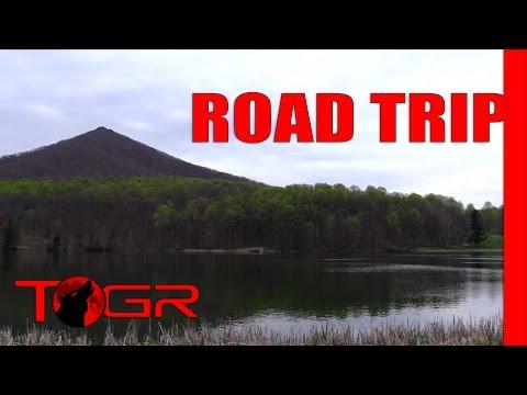 Peaks of Otter - Road Trip Adventure