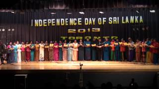 65th Sri Lanka Independence Day Celebrations in Toronto, Canada (Part 4)