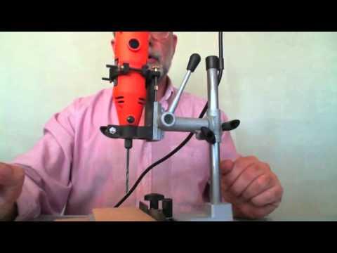 Tutorial soporte universal minitaladro para fabricar - Soporte para taladro ...