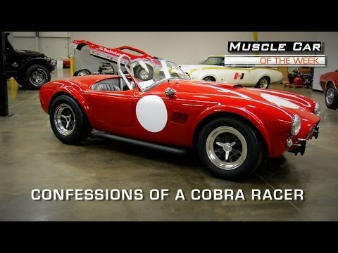 Confessions Of A Cobra Racer: Muscle Car Of The Week Special 2 Part Ep