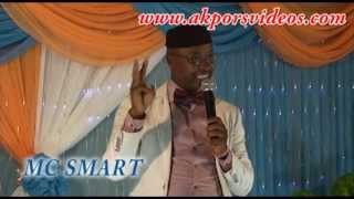 MC Smart in Laugh Out Loud Comedy Series 6