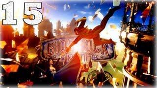 Bioshock Infinite. Серия 15 - Ты поступила правильно, Элизабет. [Art let´s play]