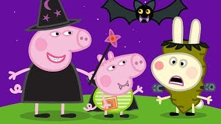 Peppa Pig English Episodes   Trick or Treat? Happy Halloween   Peppa Pig Official