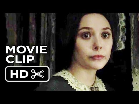 In Secret Movie CLIP - A Present (2014) - Elizabeth Olsen Movie HD