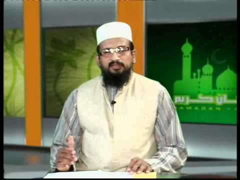 Aalim on line Allama Muhammad Avais Naeemi esal e swab Din News Sehri 2010.mp4