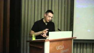 "UCLA Library presents David Shorter discussing ""We Will Dance our Truth"""