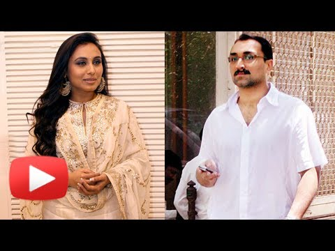 Rani Mukherji Avoids Talking About Her Marriage Yet Again