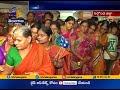 Goda Ranganatha Swamy Pavalimpu Seva Held in Ramagiri Nalgonda