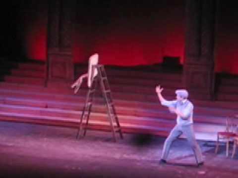 Andrew Keenan-Bolgers Make Em Laugh -SINGIN IN THE RAIN