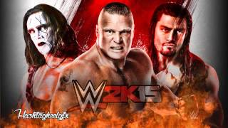 "2014: WWE 2K15 Official Promo Theme Song ""Bawitdaba"