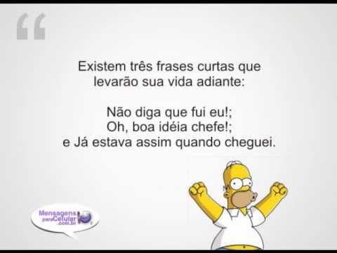 Frases engraçadas do Homer Simpsons 2