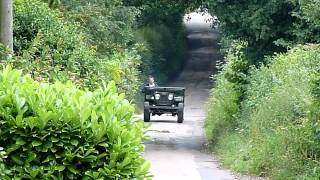 Hamish - Land Rover series 1 - Part 2