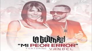 Mi Peor Error Alejandra Guzman Feat. Yandel (Original