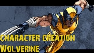 DCUO Character Creation: Wolverine (X-Men: The Animated