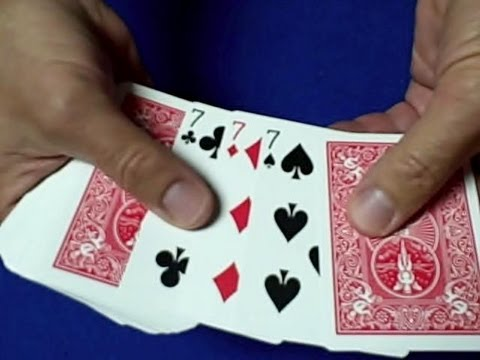 Skill vs Luck - Card Trick Revealed