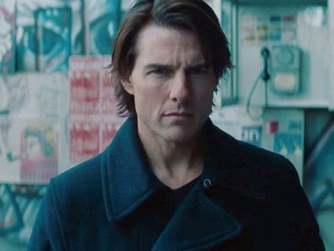 Mission: Impossible Ghost Protocol &quot;Phone Booth&quot; Movie Clip Official 2011 [HD]