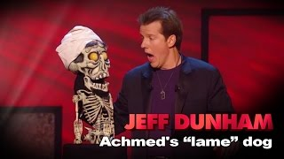 """Achmed The Dead Terrorist's 'lame' dog"" 