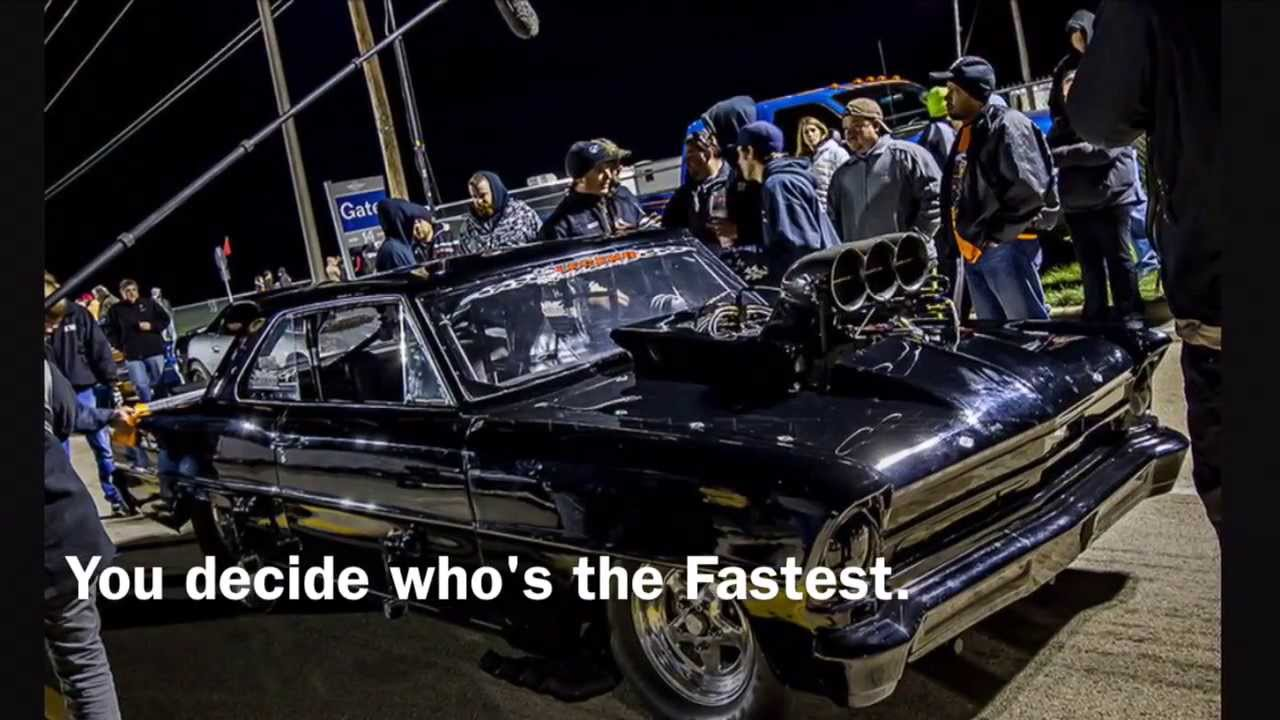 Street Outlaws The Sonoma Daddy Dave Comes To Chicago And
