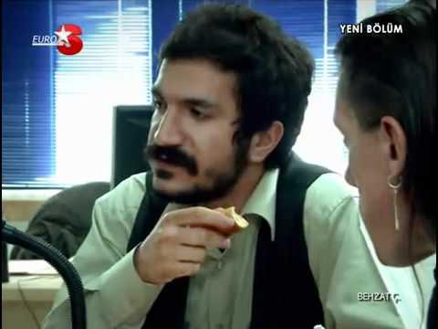 Behsat Ç.-Kahvaltı Muhabbeti ve Behzatın Gülüşü