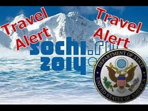 Winter Olympics SOCHI 2014- Soros & Corporate Group Predicts Terrorism.FALSE FLAG ATTACK