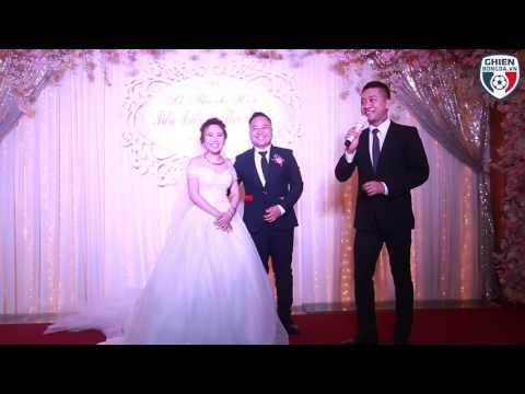 MC Đám cưới theo phong cách bình luận bóng đá bá đạo nhất vịnh Bắc Bộ