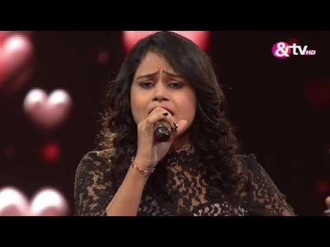 Madhur and Purnima - Performance - Battle Round Episode 11 - January 14, 2017 - The Voice India Season2