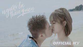 THANH DUY - Người Lạ Thân Quen | OFFICIAL MV (starring MISTHY)