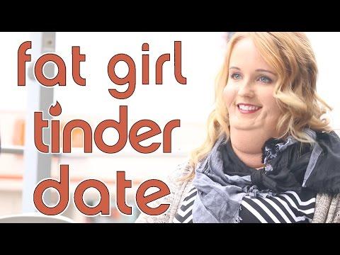 Fat Girl Tinder Date (Social Experiment)